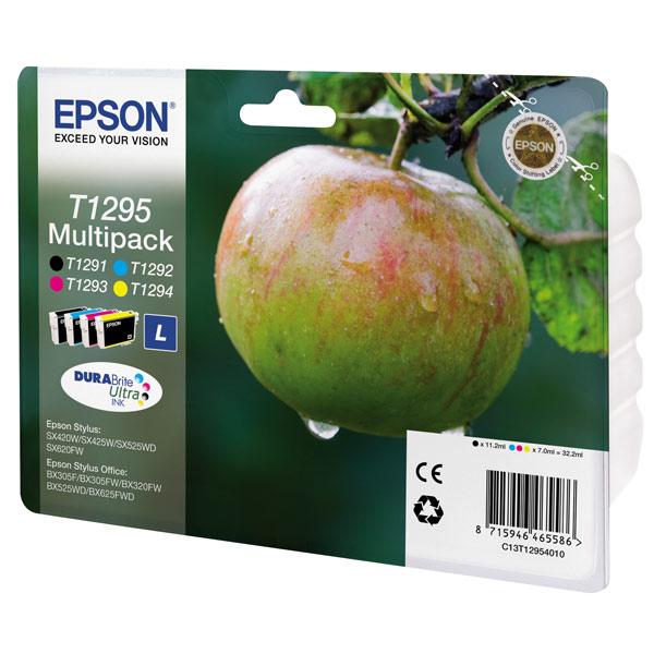 Картридж для струйного принтера Epson T1295 (C13T12954010)