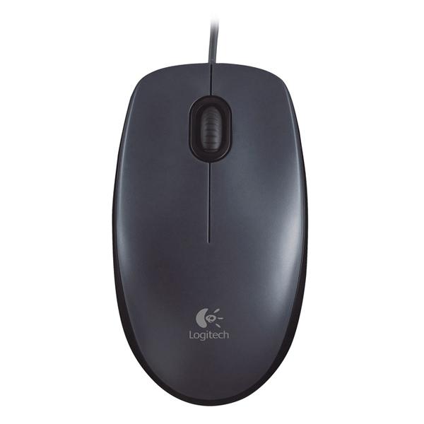 Мышь проводная Logitech — M90