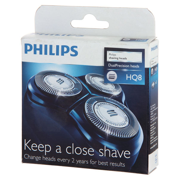 Режущий блок для электробритвы Philips HQ8/50 магазины в г уфе где можно ножи для бритвы hq8 50