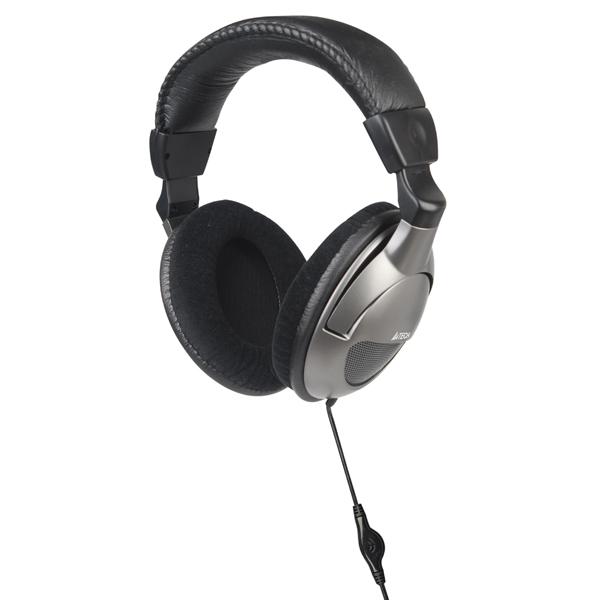 Компьютерная гарнитура A4Tech HS-800 микрофон a4tech mi 10