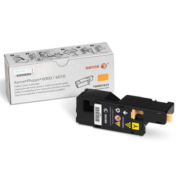 Картридж для лазерного принтера Xerox 106R01633 картридж sakura 106r01633 1000 стр
