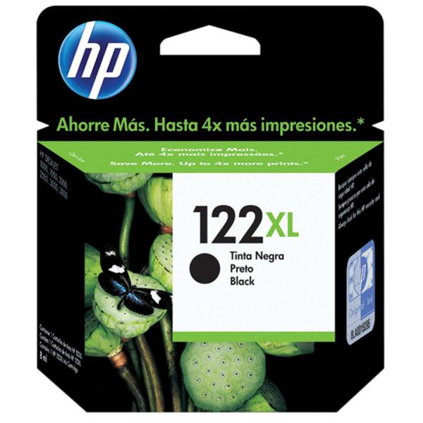 Картридж для струйного принтера HP 122 XL (CH563HE) картридж для струйного принтера hp 11 magenta c4837a