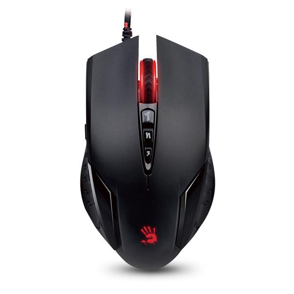 все цены на Игровая мышь A4Tech Bloody V5 Black онлайн