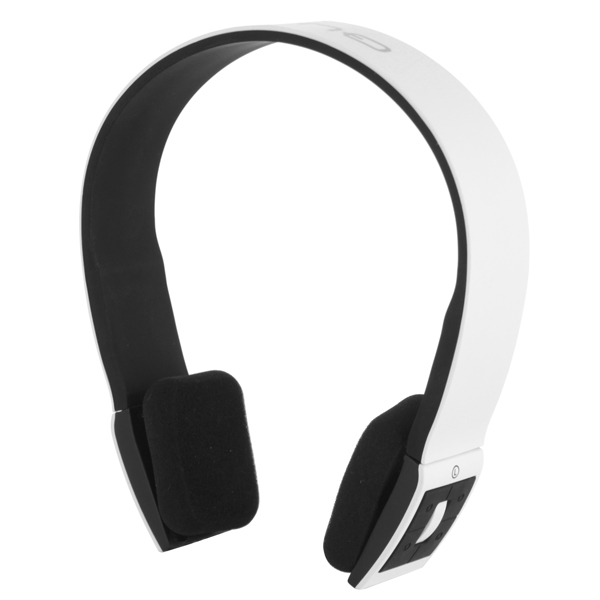 Наушники Bluetooth Qumo Concord White