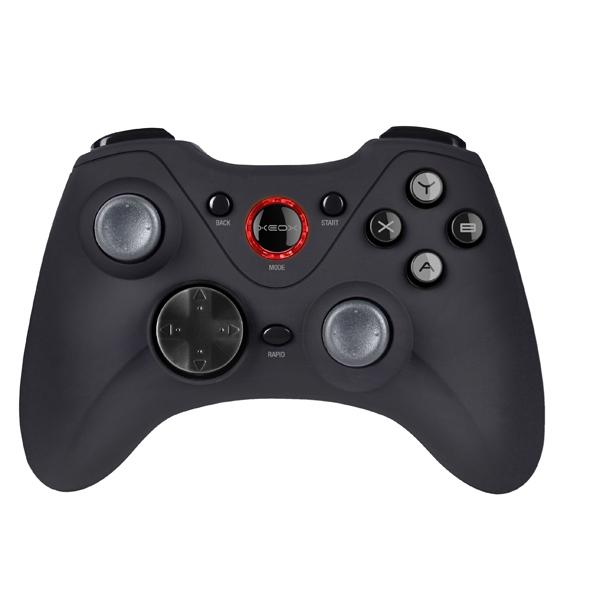 Купить Геймпад Speed-Link XEOX Pro Analog Gamepad Wireless black в каталоге интернет магазина М.Видео по выгодной цене с доставкой, отзывы, фотографии - Курск