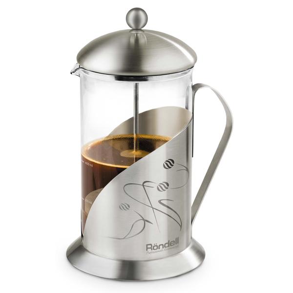 Чайник заварочный Rondell Tasse RDS-101 0,6л ситечко для чайника яйцо нерж сталь vetta