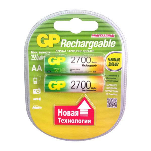 Аккумулятор GP 270AAHC-2CR2 gp 270aahc x 4