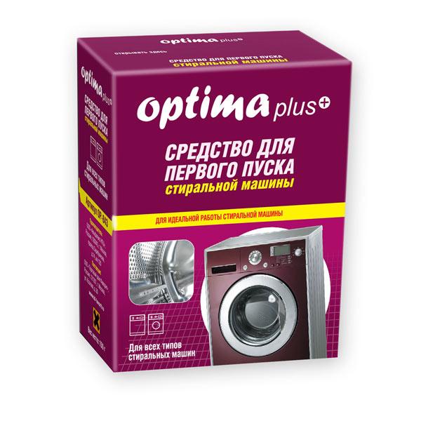 Средство для первого запуска стиральных машин Optima Plus OP-843