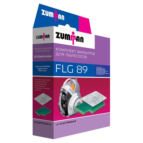 Фильтр для пылесоса Zumman FLG89 чистящее средство для холодильника zumman 3104