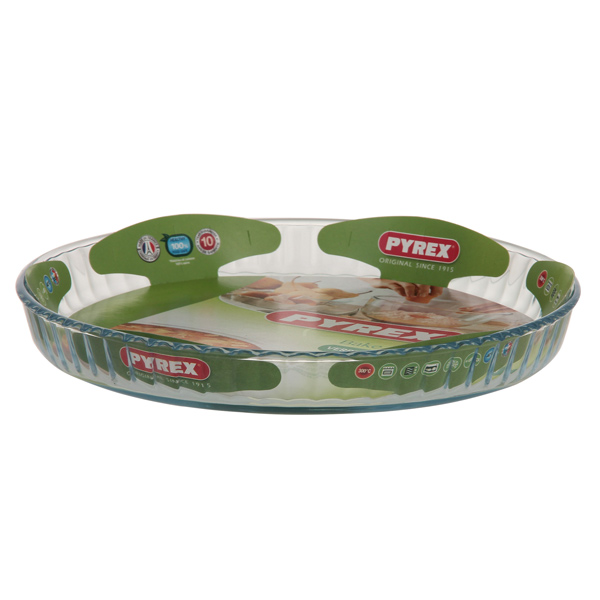 Форма для выпекания (стекло) Pyrex Classic 27см (813B000/5046) сковорода pyrex 30cm et30bfx 6 1294222
