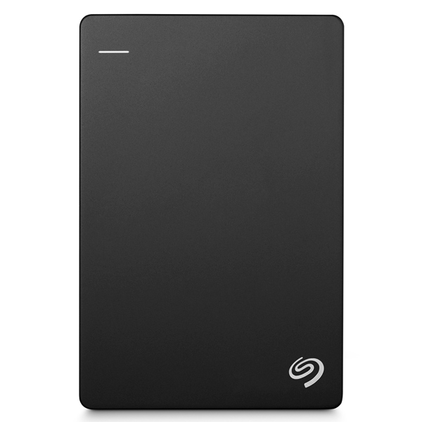 Внешний жесткий диск 2.5 Seagate Backup Plus Slim 1TB (STDR1000200) жесткий диск 5tb seagate enterprise capacity 3 5 hdd st5000nm0024