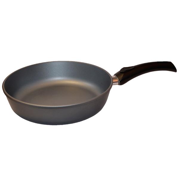 Сковорода  (литой алюминий) НМП Европейская 22см (502201Е)