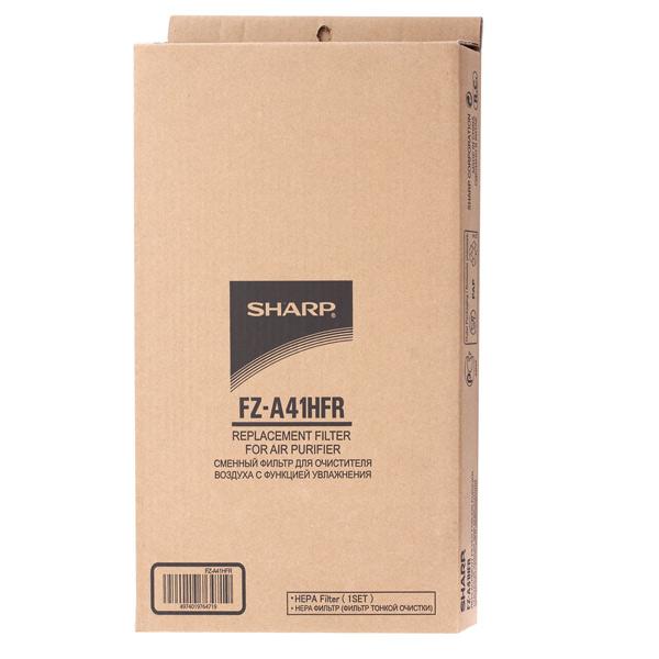 Фильтр для воздухоочистителя Sharp FZA41HFR sharp r 8772nsl