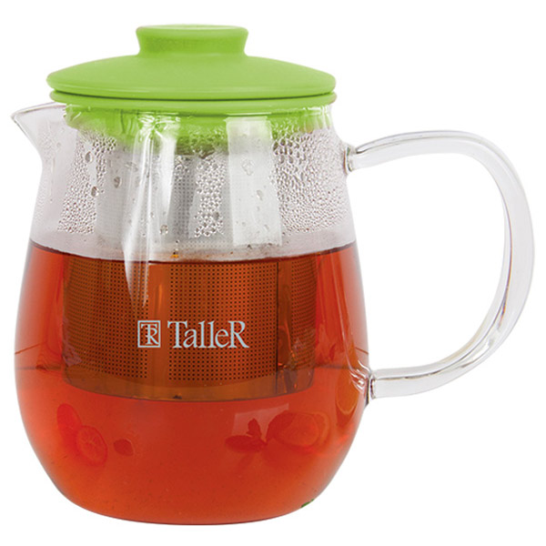 Чайник заварочный TalleR Уолтон TR-1360 0,6л чайник заварочный taller tr 1348 1 2 л