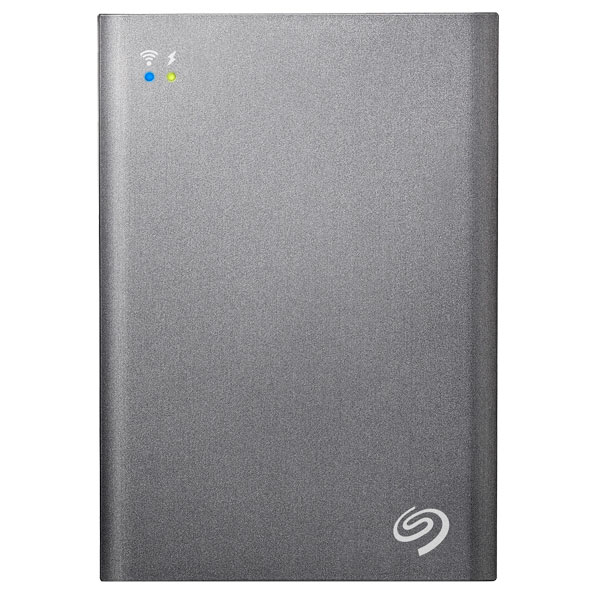 Беспроводной внешний жесткий диск Seagate Wireless Plus 2TB (STCV2000200)