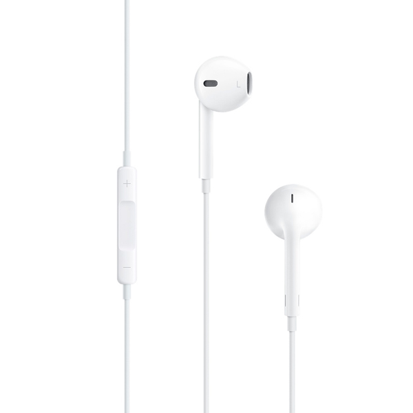 Наушники внутриканальные Apple EarPods with Remote and Mic (MD827ZM/B)