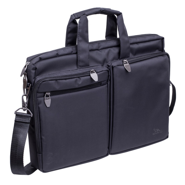 """Купить Кейс для ноутбука до 15"""" RIVACASE 8530 Black в каталоге интернет магазина М.Видео по выгодной цене с доставкой, отзывы, фотографии - Уфа"""