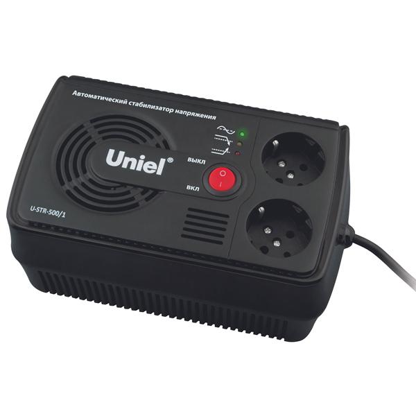 Uniel, Стабилизатор напряжения, U-STR-500/1