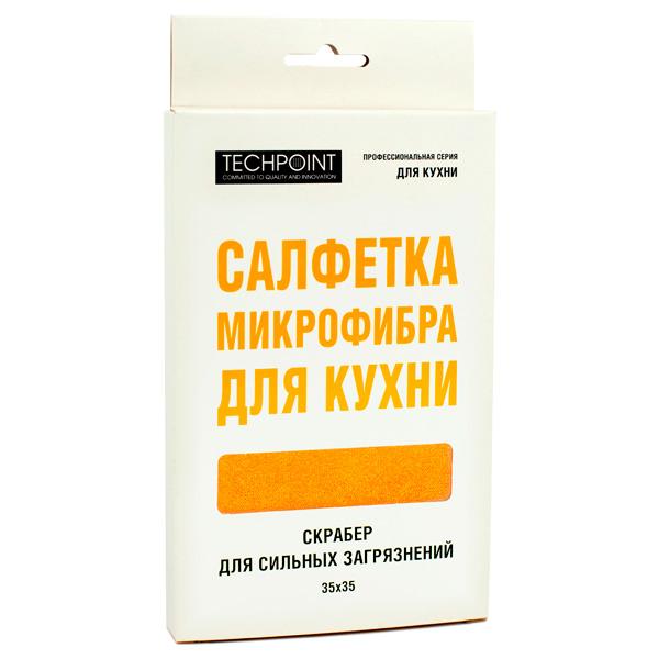 Чистящее ср-во для кух.техники Techpoint 8055 оранжевый