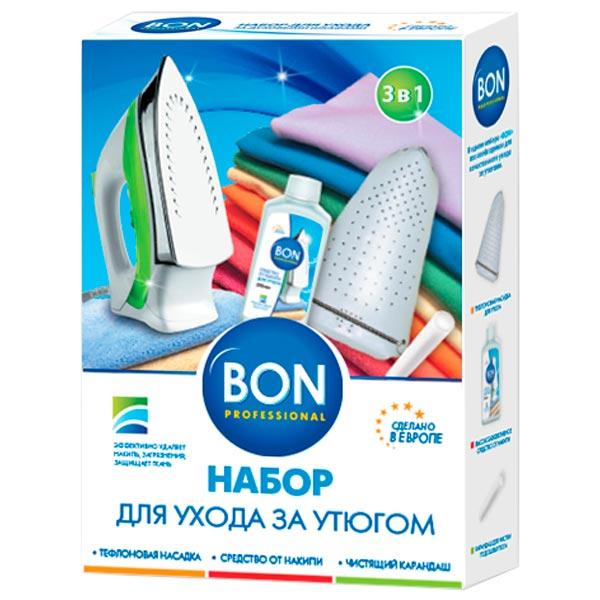 Комплект средств по уходу за утюгом Bon