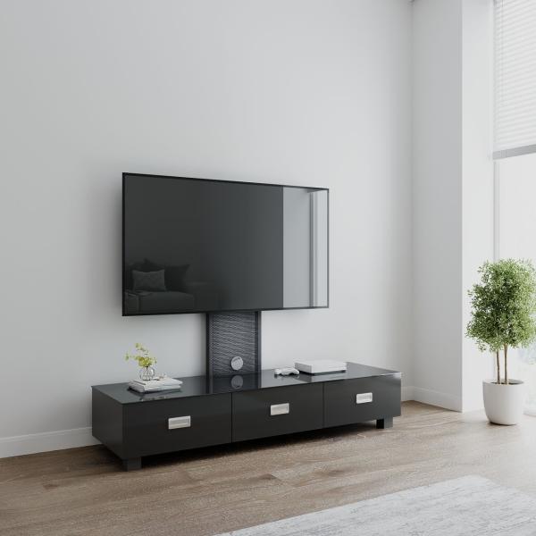 Фирменная подставка для ТВ Mart Универсал 65 подставка для телевизора metaldesign 527 черн дымч