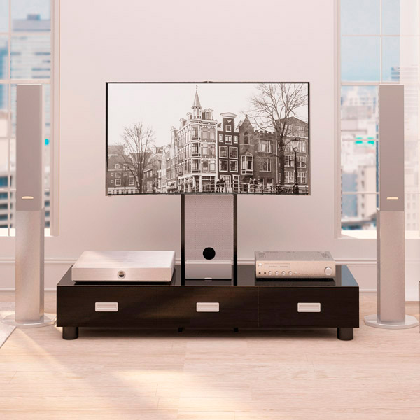 Фирменная подставка для ТВ Mart Универсал 65 кронштейн для тв mart 105s black