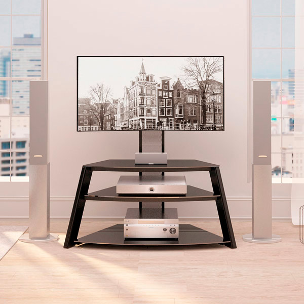 Подставка для ТВ с кронштейном Mart Кристалл К (1120277)