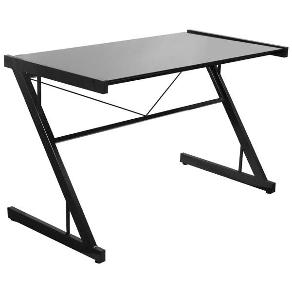 Стол компьютерный Бюрократ SIGMA-3/Black