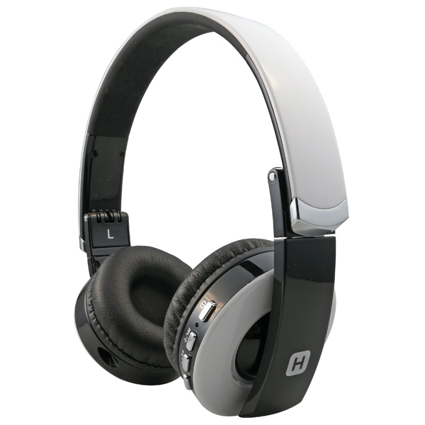Наушники Bluetooth Harper HB-400 White