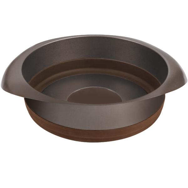 Форма для выпекания (металл) Rondell Mocco&Latte RDF-440 22см форма для выпечки d 18 см rondell mocco latte rdf 445