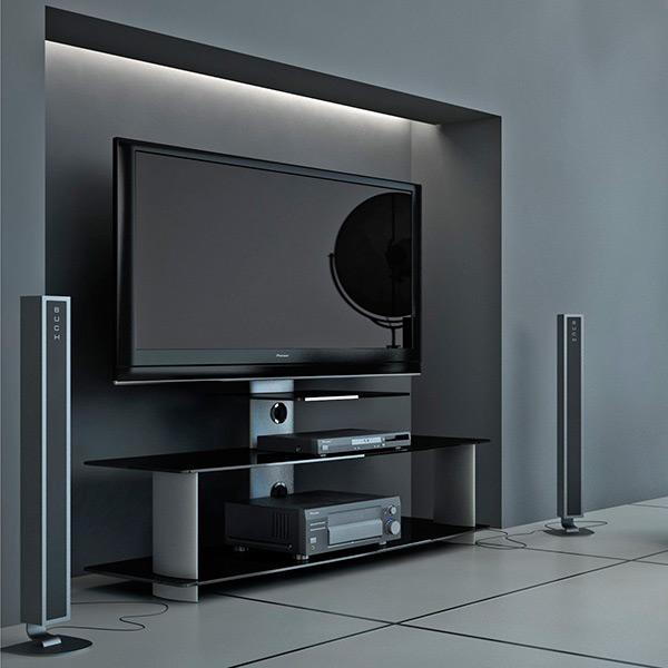 Подставка для ТВ с кронштейном АКМА