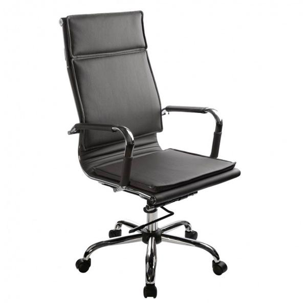 Кресло компьютерное Бюрократ CH-993/BLACK