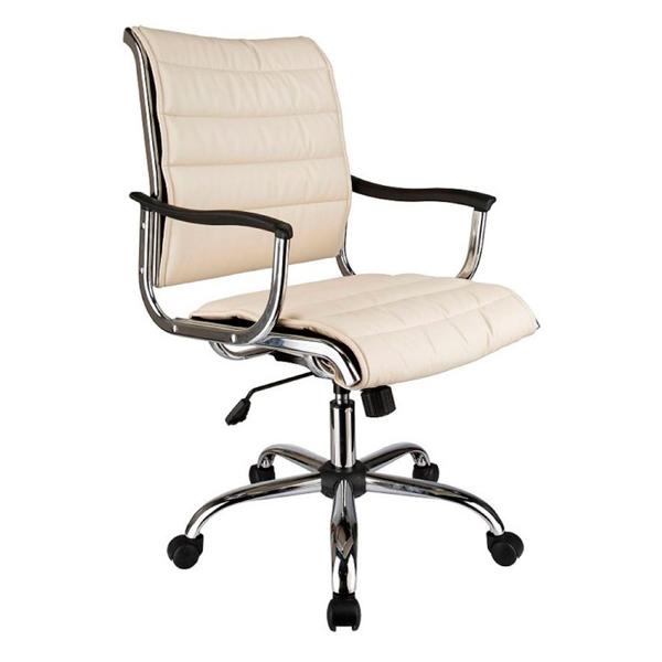 Кресло компьютерное Бюрократ CH-994AXSN/IVORY сиденья водительское для ваз 2112