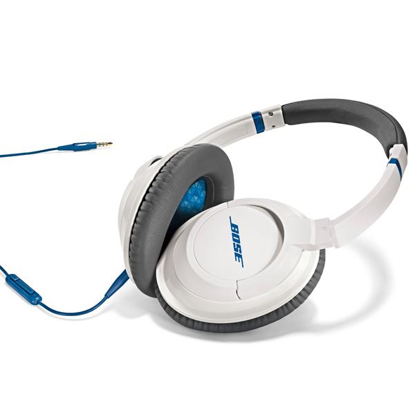 Наушники полноразмерные Bose SoundTrue Around-Ear White bose soundtrue around ear ii charcoal black to apple