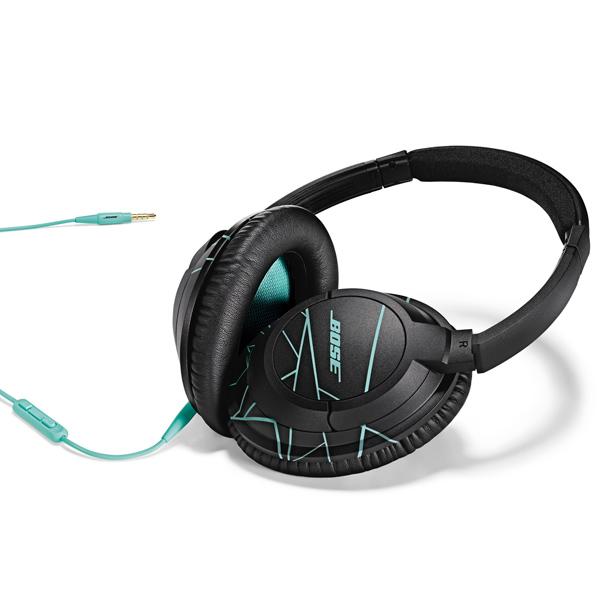 Наушники полноразмерные Bose SoundTrue Around-Ear Black/Mint bose soundtrue around ear ii charcoal black to apple