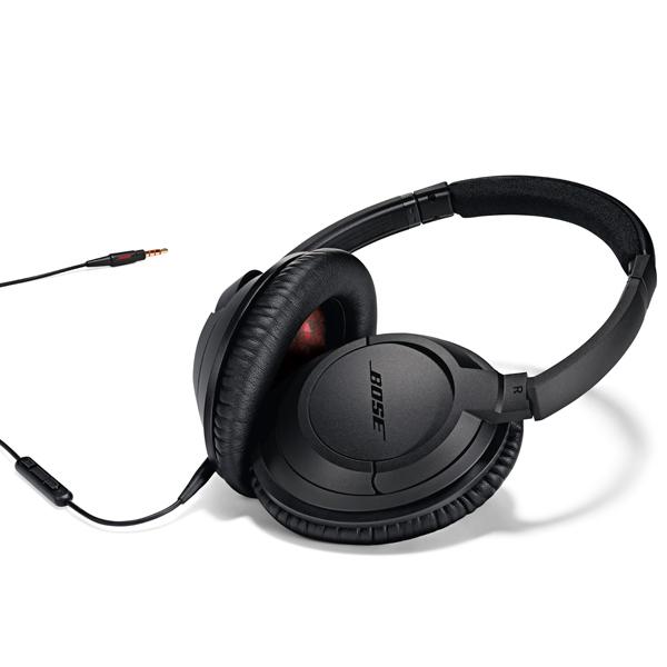 Наушники полноразмерные Bose SoundTrue Around-Ear Black bose soundtrue around ear ii charcoal black to apple