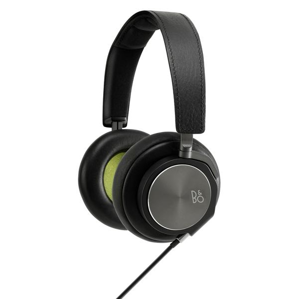 Наушники накладные Bang & Olufsen BeoPlay H6 Black