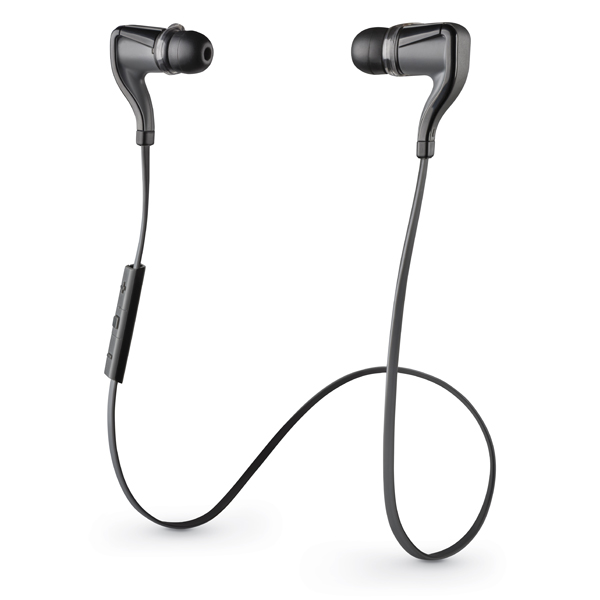 Наушники Bluetooth Plantronics BackBeat Go 2/R Black plantronics backbeat sense black espresso