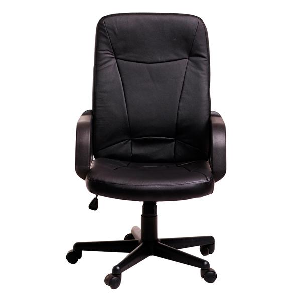 Кресло компьютерное College H-8365L-1 Black сиденья водительское для ваз 2112