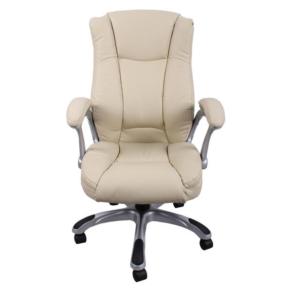 Кресло компьютерное College, HLC-0631-1 Beige  - купить со скидкой