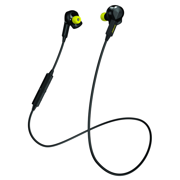 Спортивные наушники Bluetooth Jabra Sport Pulse Wireless Black