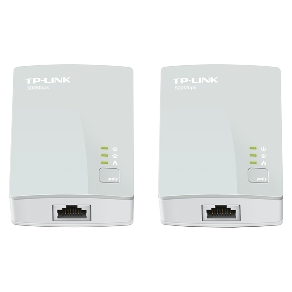 TP-Link, Powerline-адаптер, TL-PA4010KIT(EU)