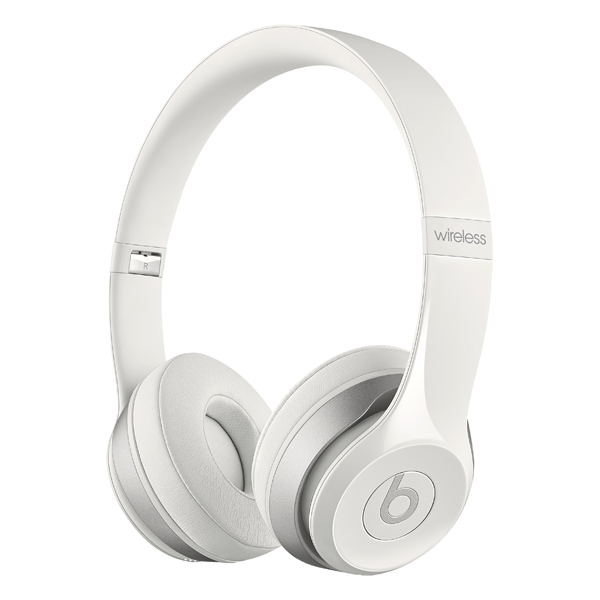 Наушники Bluetooth Beats Solo 2 Wireless White