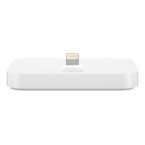 Док-станция для телефона Apple iPhone Lightning Dock (MGRM2ZM/A) док станция для телефона apple iphone lightning dock rose gold