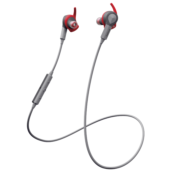 Спортивные наушники Bluetooth Jabra Sport Coach Wireless Red