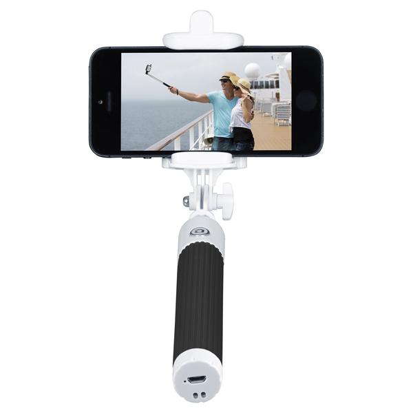Монопод для смартфона InterStep — MP-115B Black (IS-HD-MPSP115BK-BT0B201)