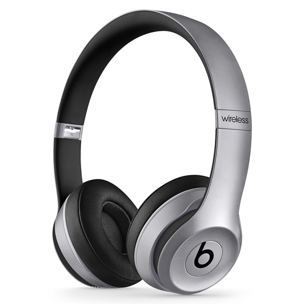 Наушники Bluetooth Beats Solo 2 Wireless Space Gray