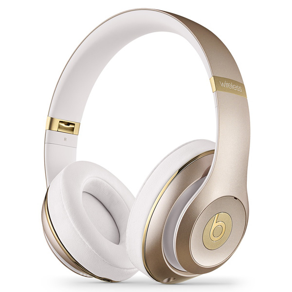 Наушники Bluetooth Beats Studio 2 Wireless Gold