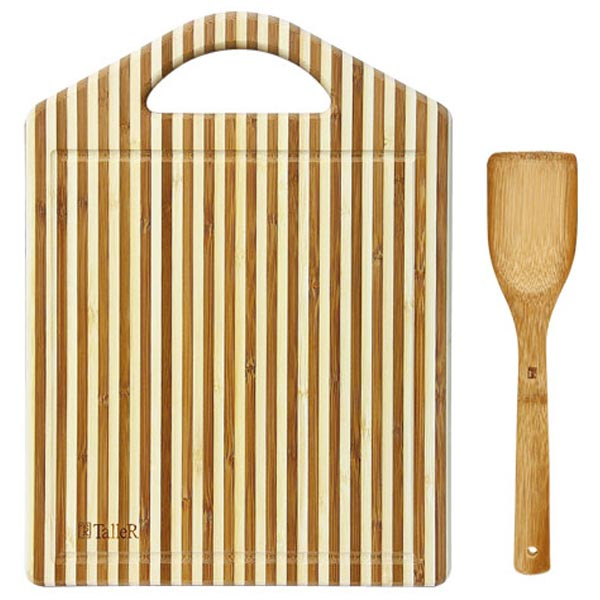 Кухонная утварь TalleR Доска разделочная TR-2205 лопатка taller tr 1416