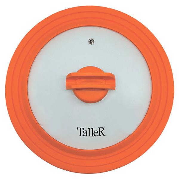 Крышка TalleR TR-8007 универсальная: 24, 26, 28см крышки borner крышка универсальная стекло силикон 3 размера 24 26 28 см